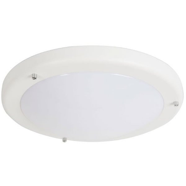 Luminaires entrée LOOP Blanc, 9cm BELID