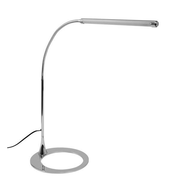 Luminaires chambre design LOULEDY Chrome, H62cm BROSSIER SADERNE
