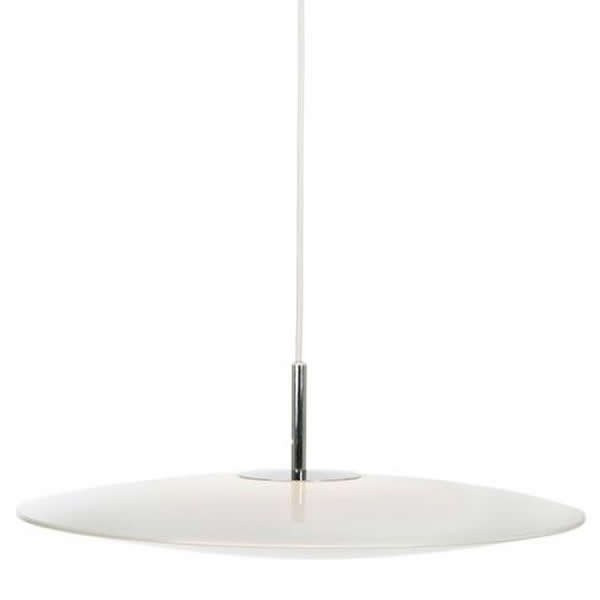 Luminaires salon design LOVO Blanc BELID