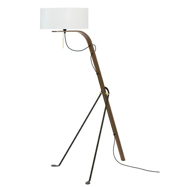 Luminaires chambre design MAGDA Blanc, H172cm BROSSIER SADERNE