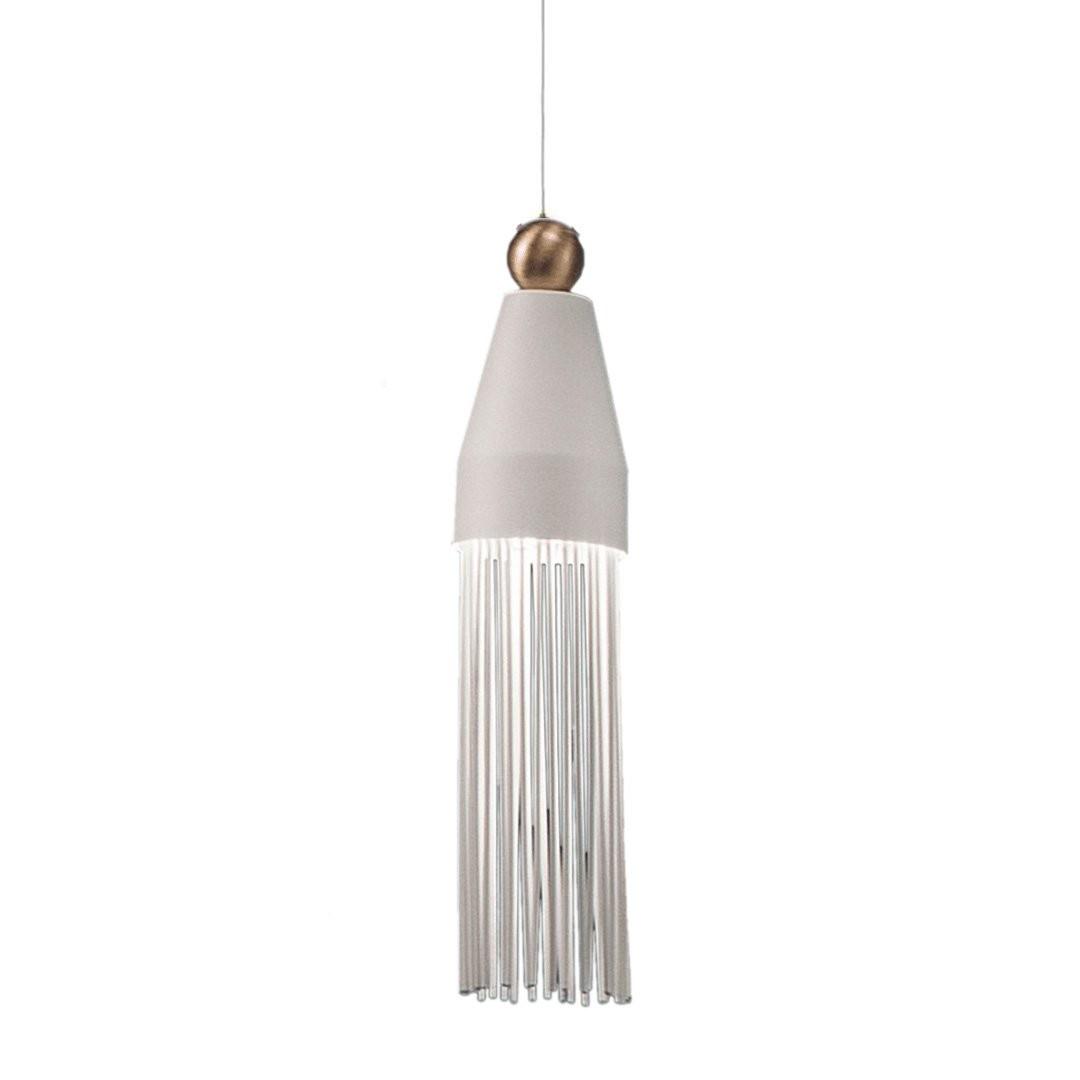 Luminaires salon design NAPPE N3, H36cm MASIERO