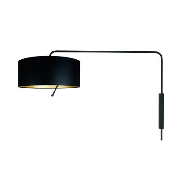 Luminaires chambre design MELIA Noir, H115cm BROSSIER SADERNE