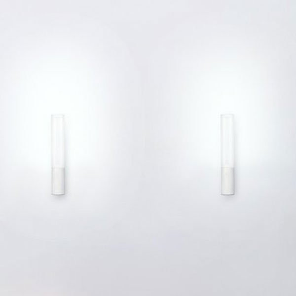 Luminaires de jardin design TRIC Blanc, H59.5cm MILAN ILUMINACION