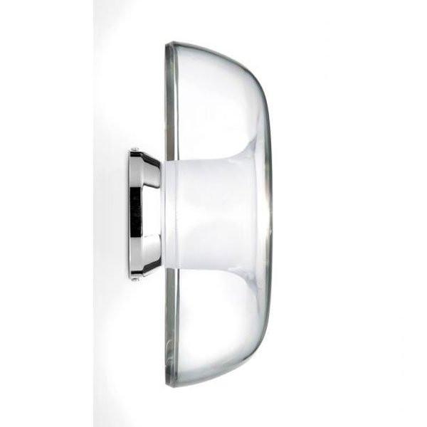 Luminaires chambre design AMELIA Blanc, Ø27cm MILAN ILUMINACION