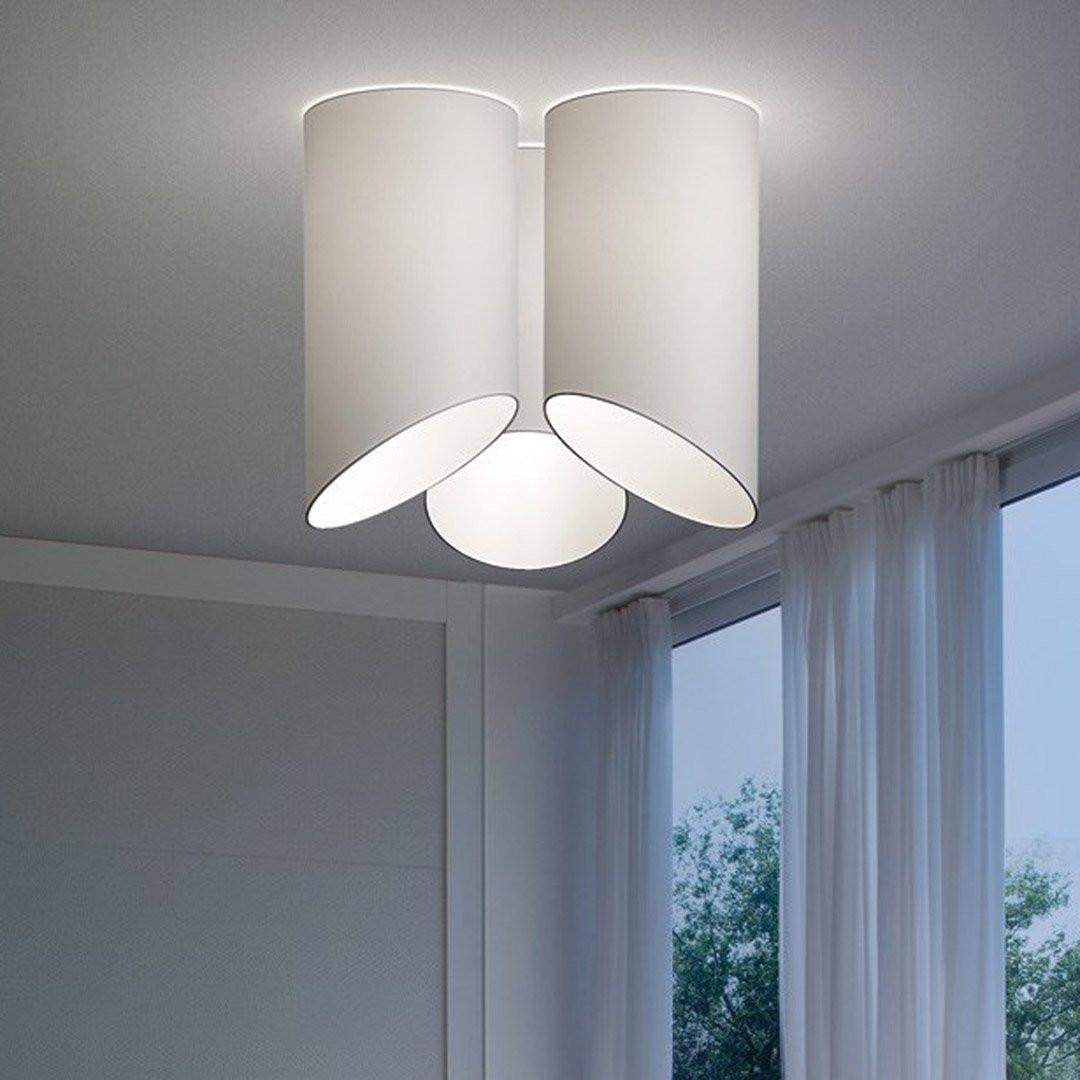 Luminaires salon design PANK MOROSINI