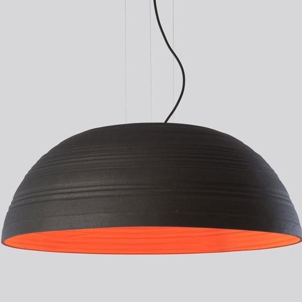 Luminaires salon design NOTORIUS, H28cm TOSCOT