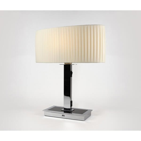Luminaires chambre design OVAL 47, H49cm BOVER
