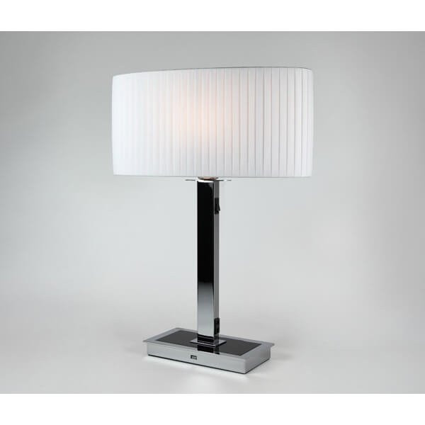 Luminaires chambre design OVAL 57, H57cm BOVER