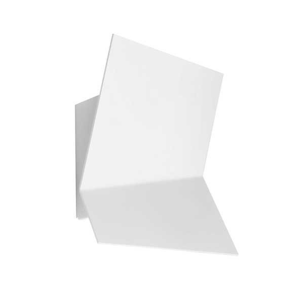Luminaires entrée PIU Blanc, H25.1cm ESTILUZ Design