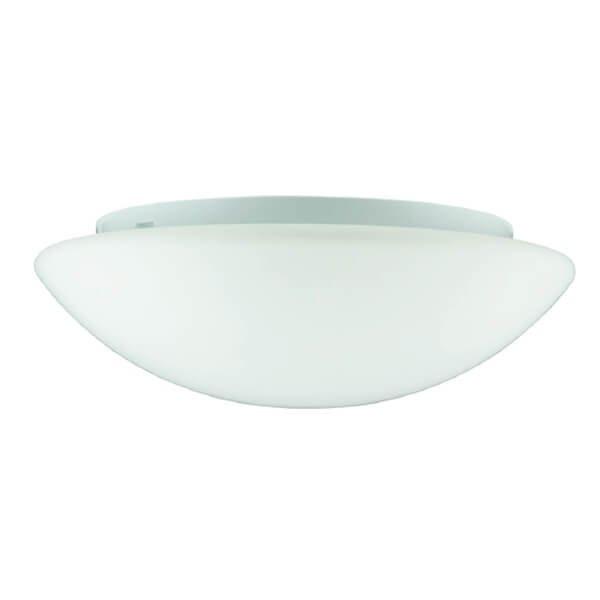 Luminaires salle de bain AROLED Blanc, H10cm BROSSIER SADERNE