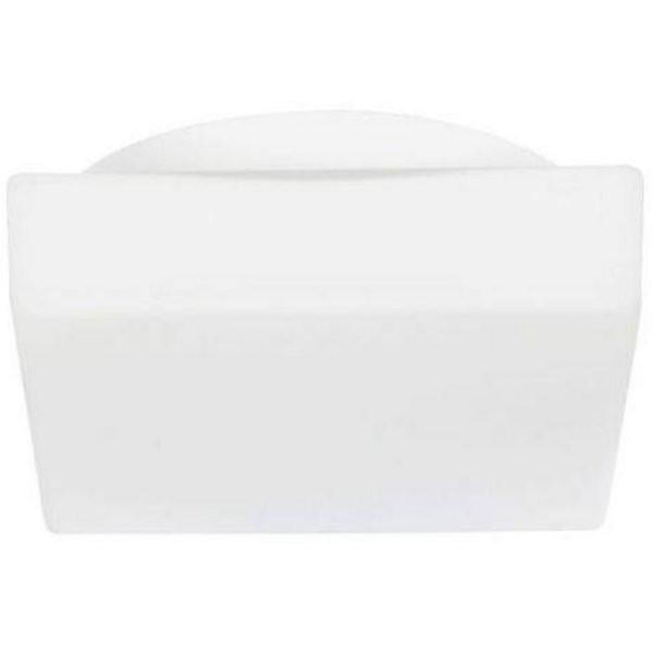 Luminaires entrée PLAZA Blanc, H7.9cm BELID