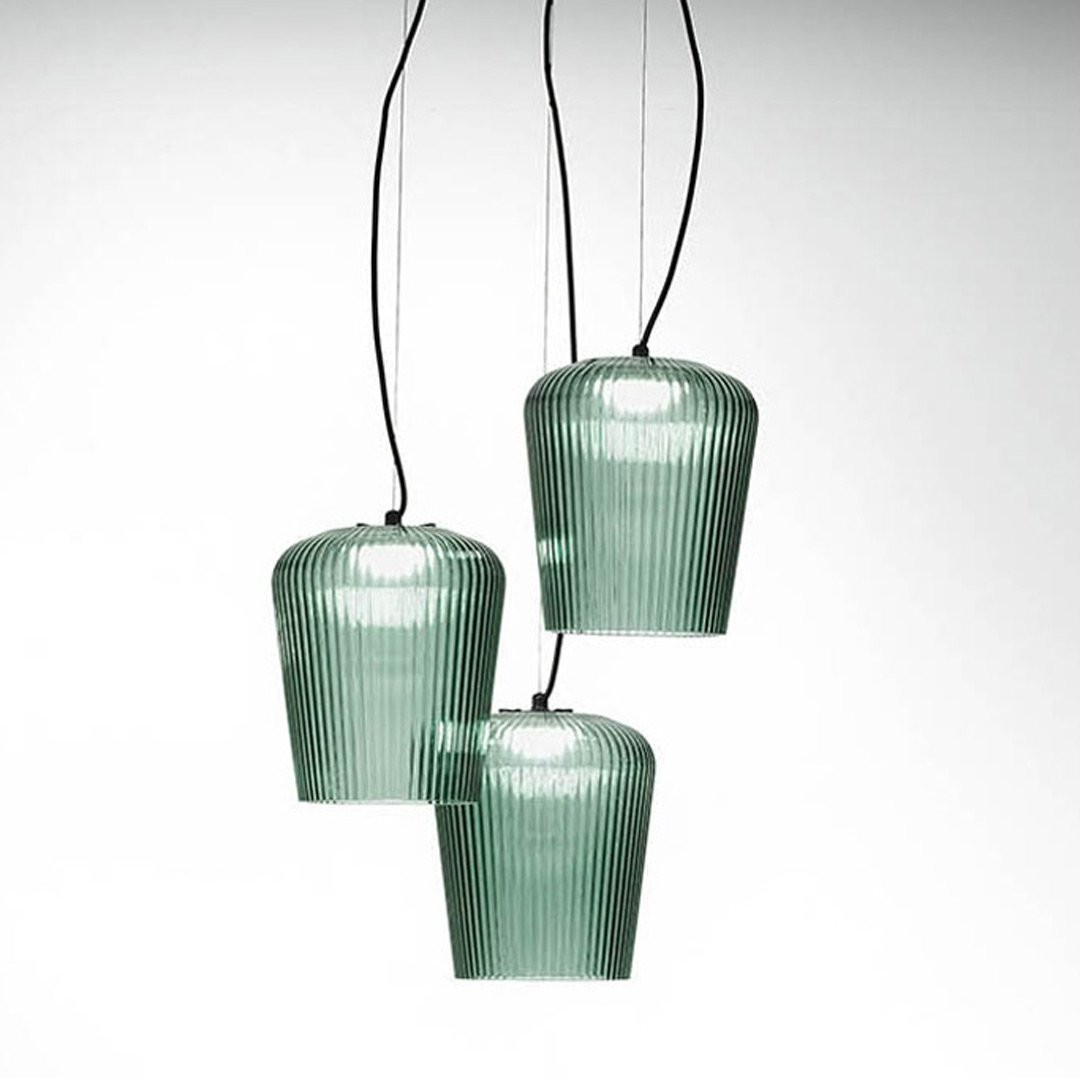 Luminaires salon design PLISSE LED GIARNIERI
