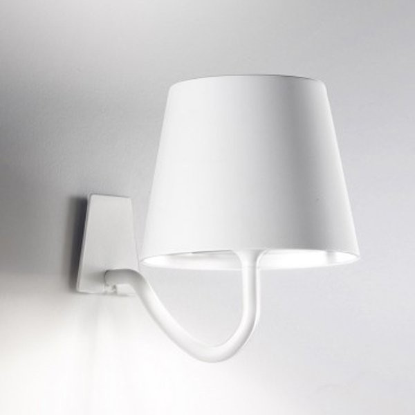 Luminaires de jardin design POLDINA, H14cm ZAFFERANO / AI LATI