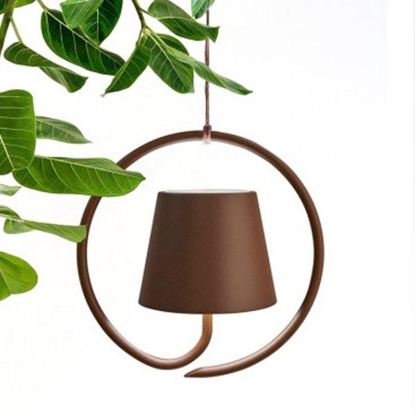 Luminaires de jardin design POLDINA, H19.8cm ZAFFERANO / AI LATI