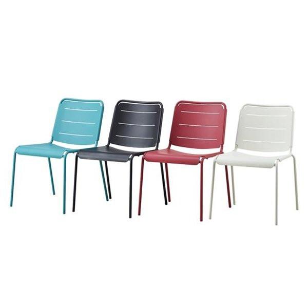 Chaise design & lumineuse COPENHAGEN - VENDUE PAR 2 CANE LINE