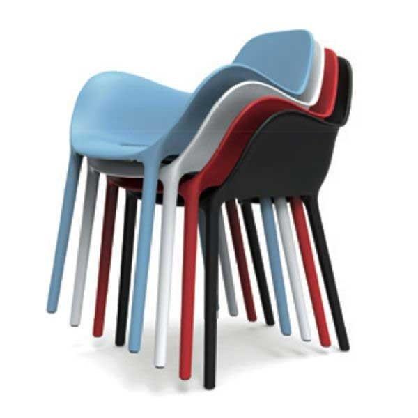 Chaise design & lumineuse SABINAS, H60cm VONDOM