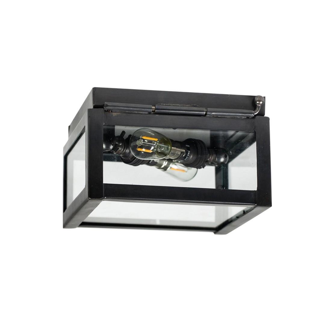 Suspensions plafonniers de luxe VITRINE PETITE, L15cm AUTHENTAGE