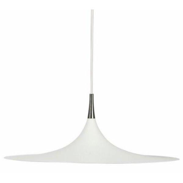 Luminaires salon design SOLEA Blanc, H15.8cm BELID
