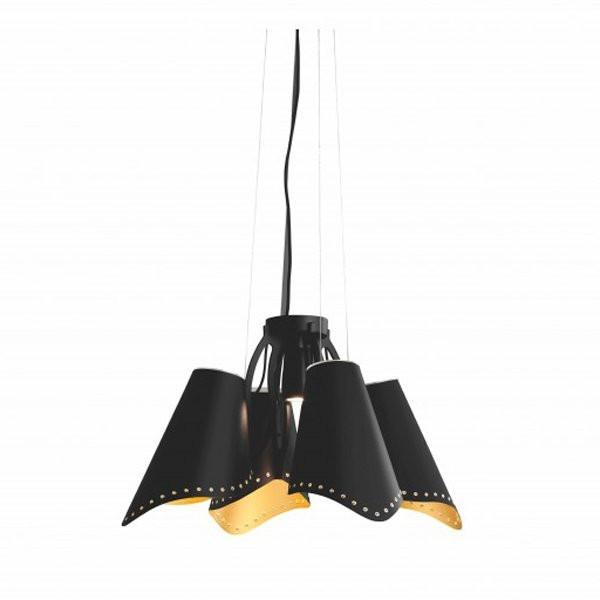 Luminaires chambre design SIR BISSO Noir, O74cm YOUNIQUE PLUS