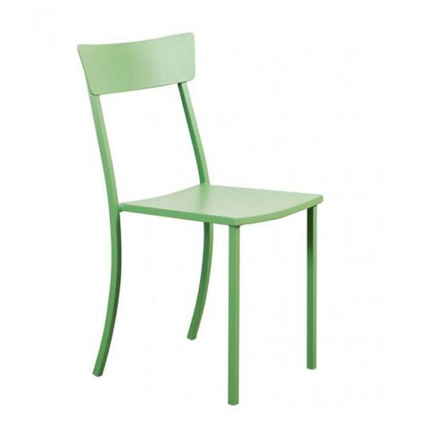 Chaise design & lumineuse MOGAN, H88cm VERMOBIL