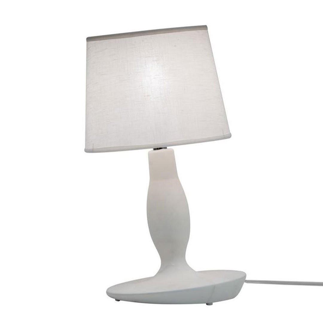 Lampes table design NORMA Blanc, H40cm KARMAN