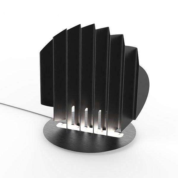Luminaires entrée ZIG ZAG, H57cm SELENE