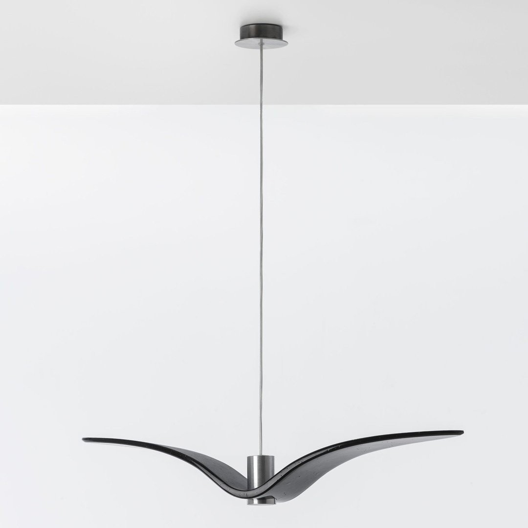 Luminaires chambre design NIGHT BIRDS, L78cm BROKIS