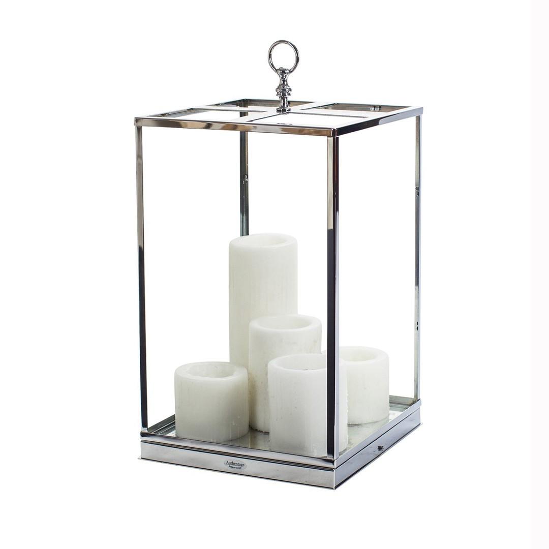 Lampes à poser salon BELLEFEU, H45cm AUTHENTAGE