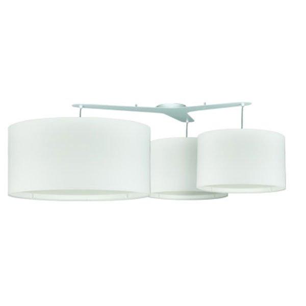 Luminaires entrée JADE Blanc, H30cm BROSSIER SADERNE