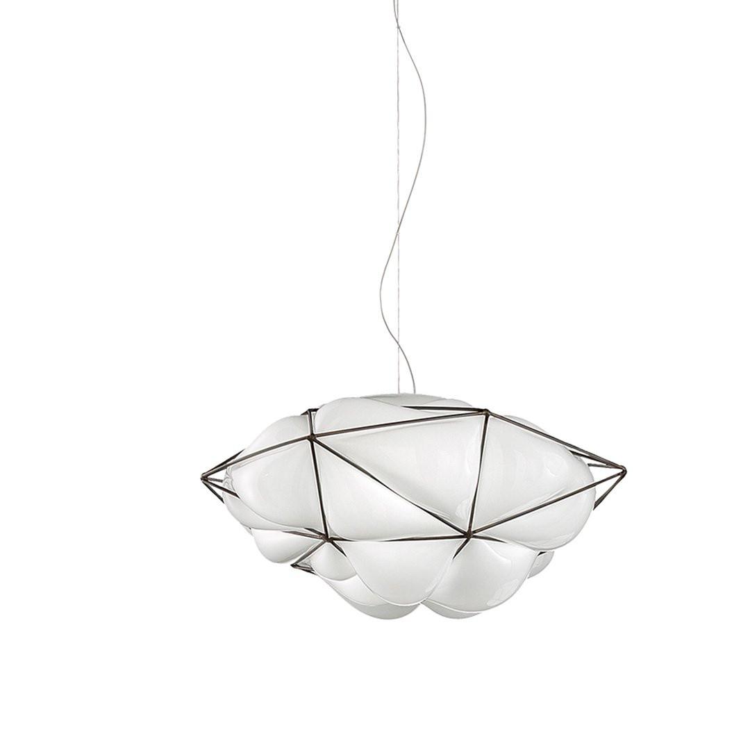 Luminaires salon design SEMAI, Ø45cm VISTOSI