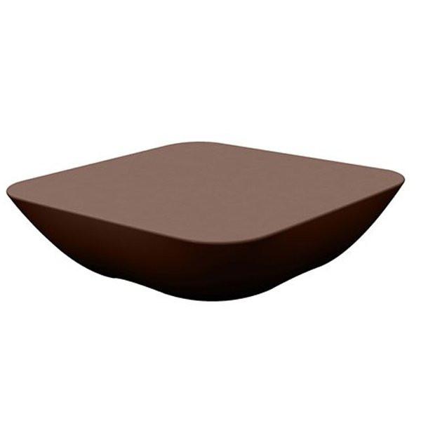 Table basse design & lumineuse PILLOW, H20cm VONDOM