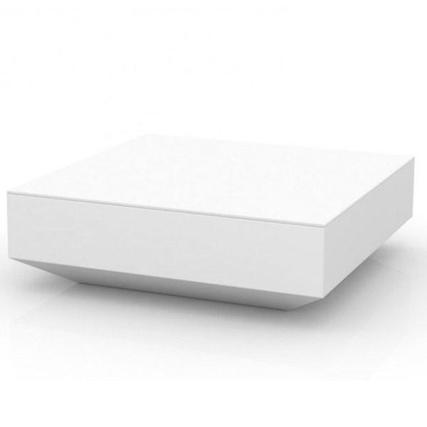 Table basse design & lumineuse VELA, H30cm VONDOM