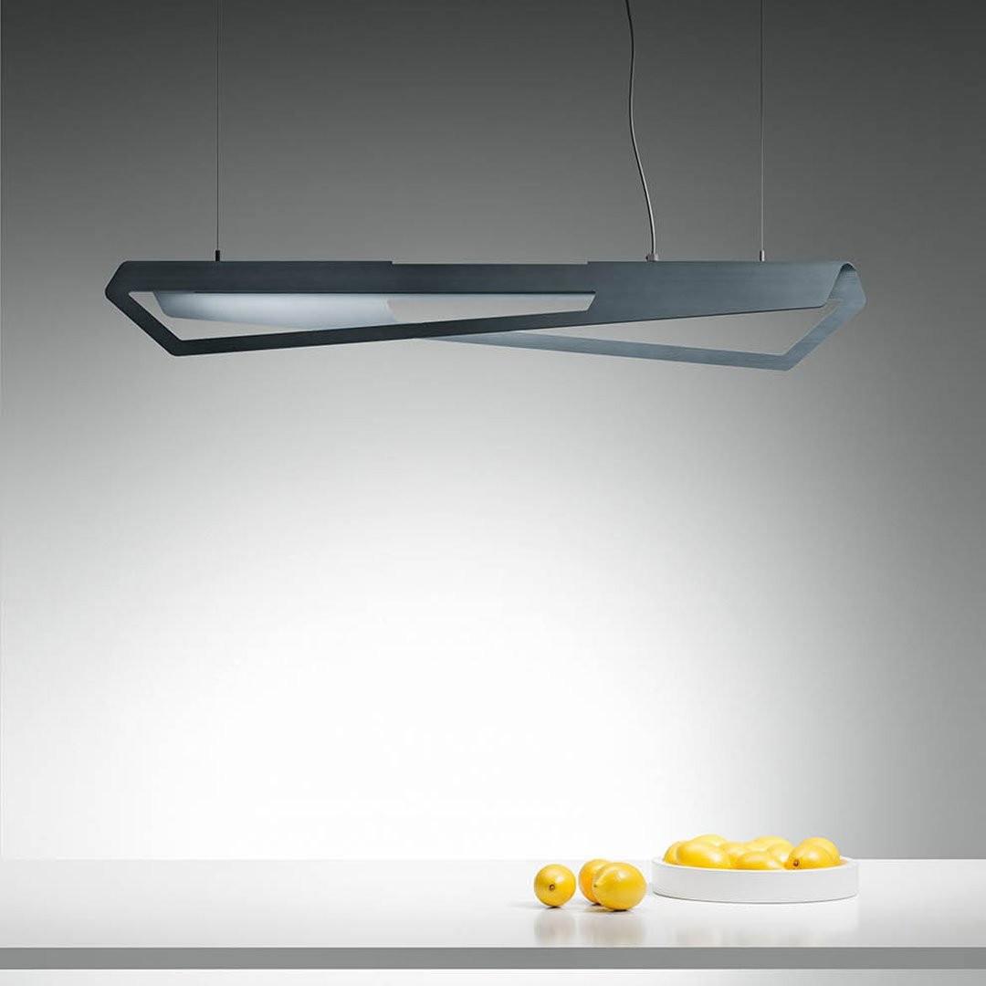 Luminaires salon design TILT GIARNIERI