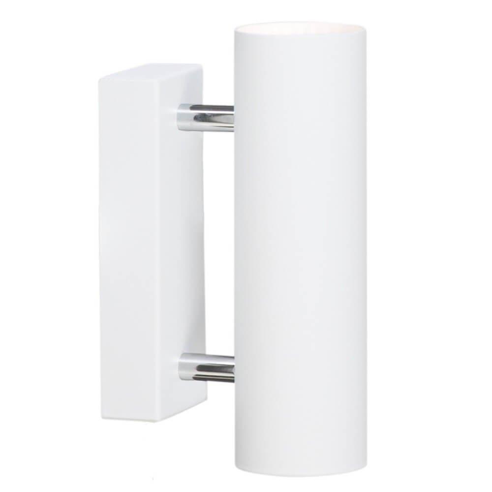 Luminaires chambre design TYSON Blanc, H20cm BELID