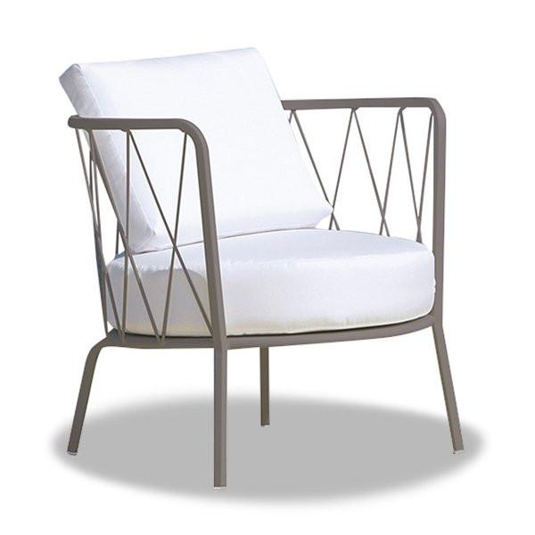 Fauteuil design & Lumineux DÉSIRÉE, H71cm VERMOBIL