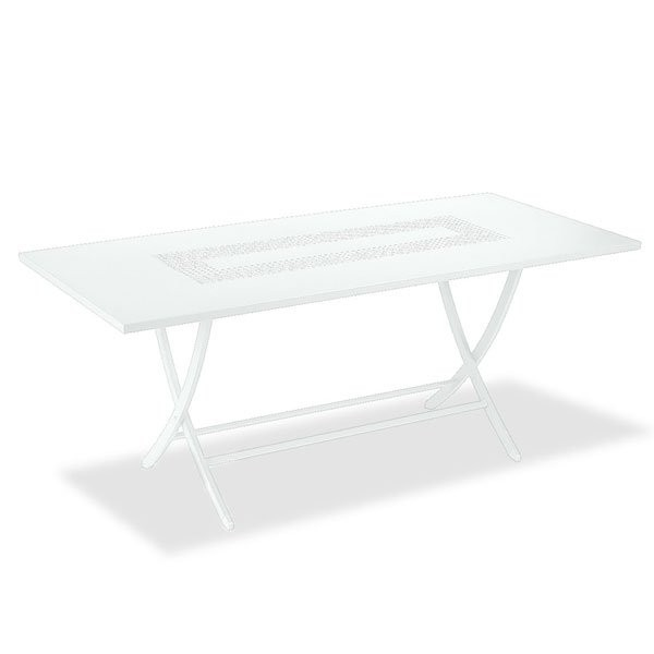 Table design & lumineuse - Table haute VEGAS, H75cm VERMOBIL