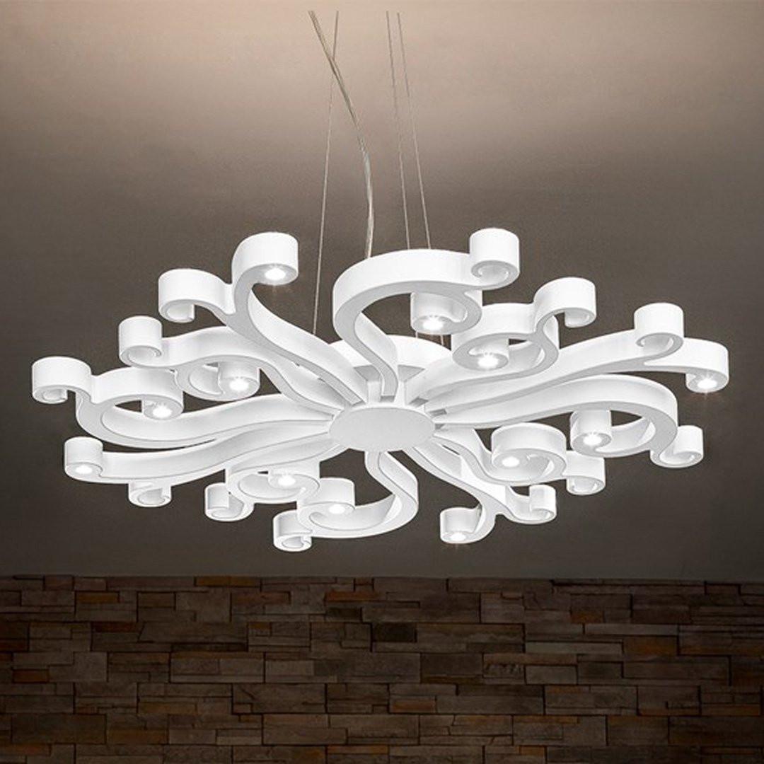 Luminaires chambre design VIRGO, H9cm MASIERO