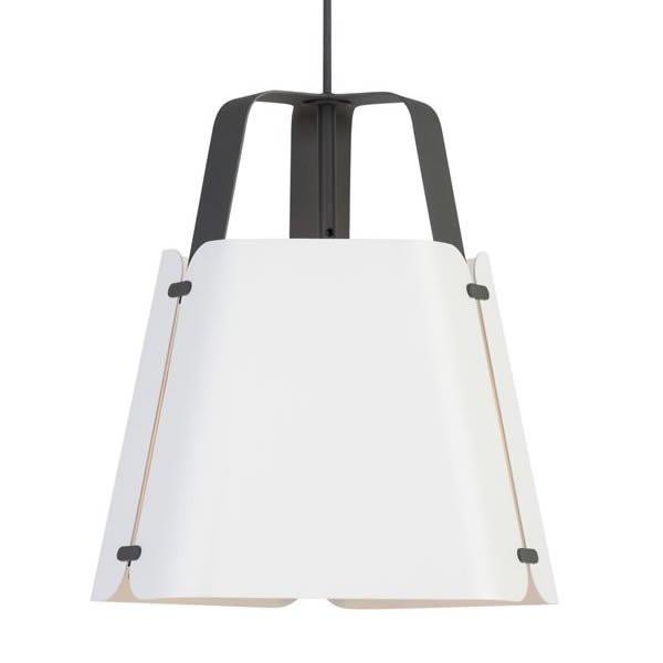 Luminaires entrée WRAP Blanc BELID