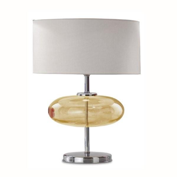 Luminaires chambre design SHOW ELLISSE, H44cm ZAFFERANO / AI LATI