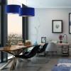 Suspensions chambre à coucher LILIA Bleu BPS KONCEPT