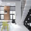 Suspensions plafonniers de luxe CUT, H194cm AXO LIGHT