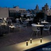 Luminaires terrasse balcon COCKTAIL Blanc, H21,5cm LEDS-C4