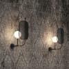 Luminaires chambre design PAPILIO MASIERO