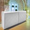 Mobilier Lumineux CRETA, H110cm NEW GARDEN