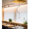 Luminaires salon design LIAISON  AXO LIGHT