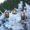 Luminaires entrée BABEL, Ø16cm CONCEPT VERRE