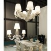 Luminaires entrée CROWN OF LOVE, H105cm SLIDE