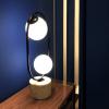 Luminaires chambre design LOOP I, H50cm UTU SOULFUL LIGHTING