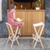 Tabouret design & lumineux - Tabouret de bar 2RD RIS Edition limitée DVELAS