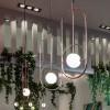 Luminaires entrée LOOP I, H73cm UTU SOULFUL LIGHTING